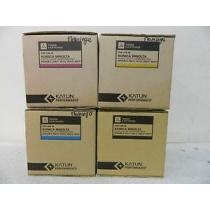 Black Toner Cartridge Konica Minolta C250, C252