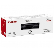 CANON CRG725, TONER CARTRIDGE FOR LBP6000 (1.600 PGS BASED ISO/IEC 19752, BASED ON 5% COVERAGE (A4)), CR3484B002AA